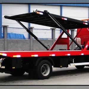 Fabricação de plataforma auto socorro